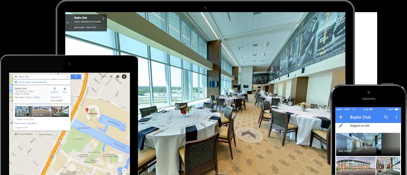 google 360 virtual tour