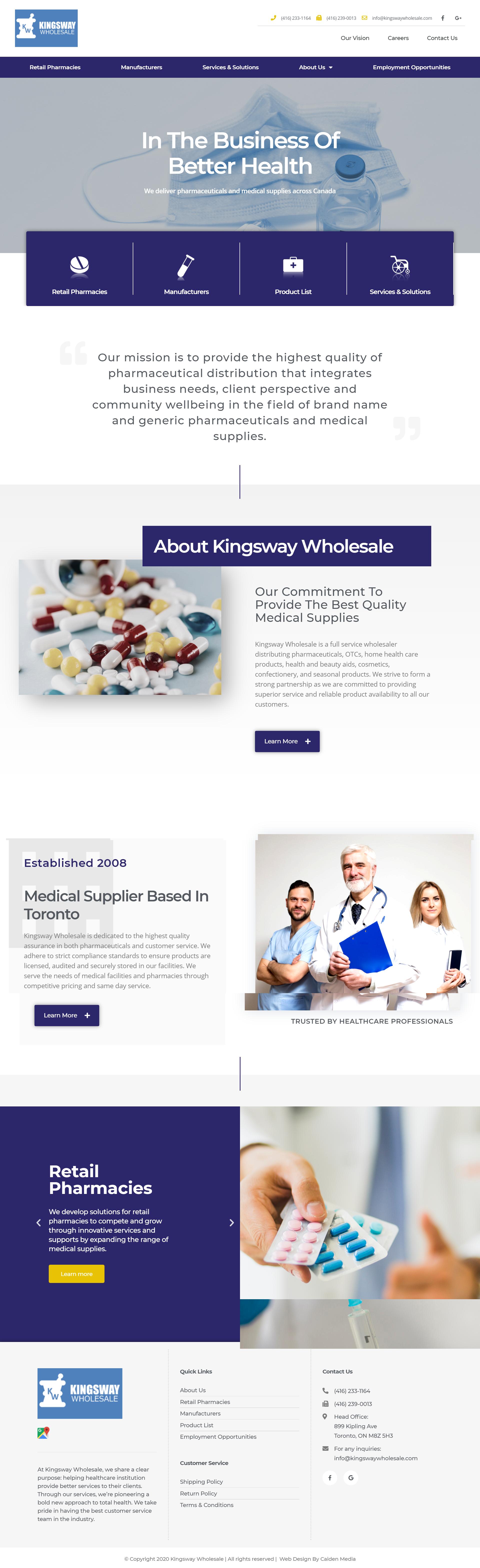 Kingsway Wholesale