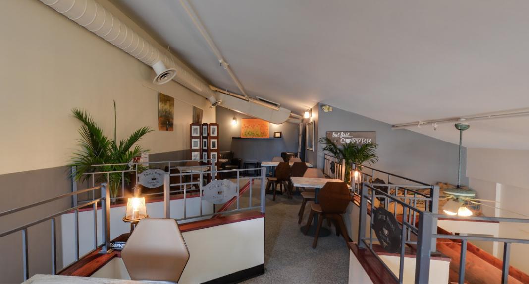 Cafe Google Virtual Tour