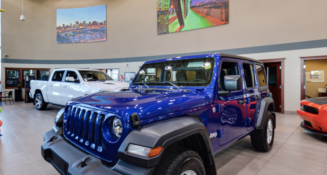 Car Dealership Google Virtual Tour