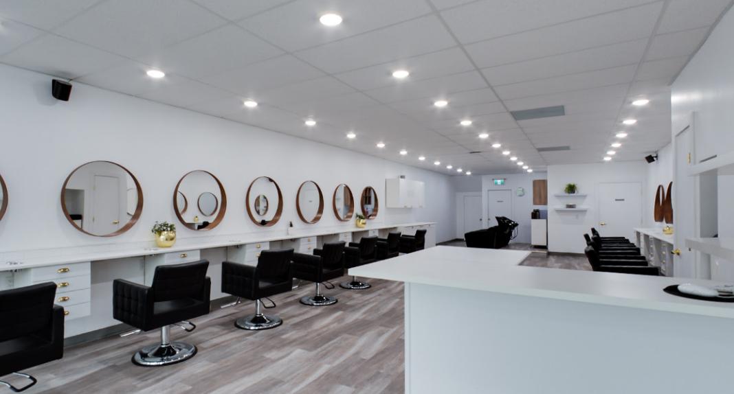 Hair Salon Google Virtual Tour