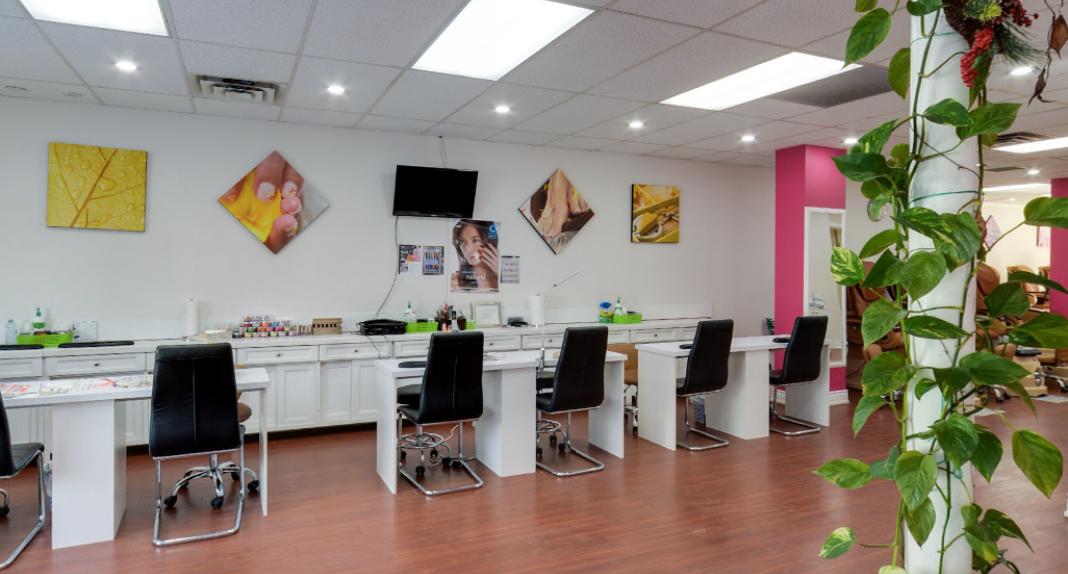 Nail Salon Google Virtual Tour