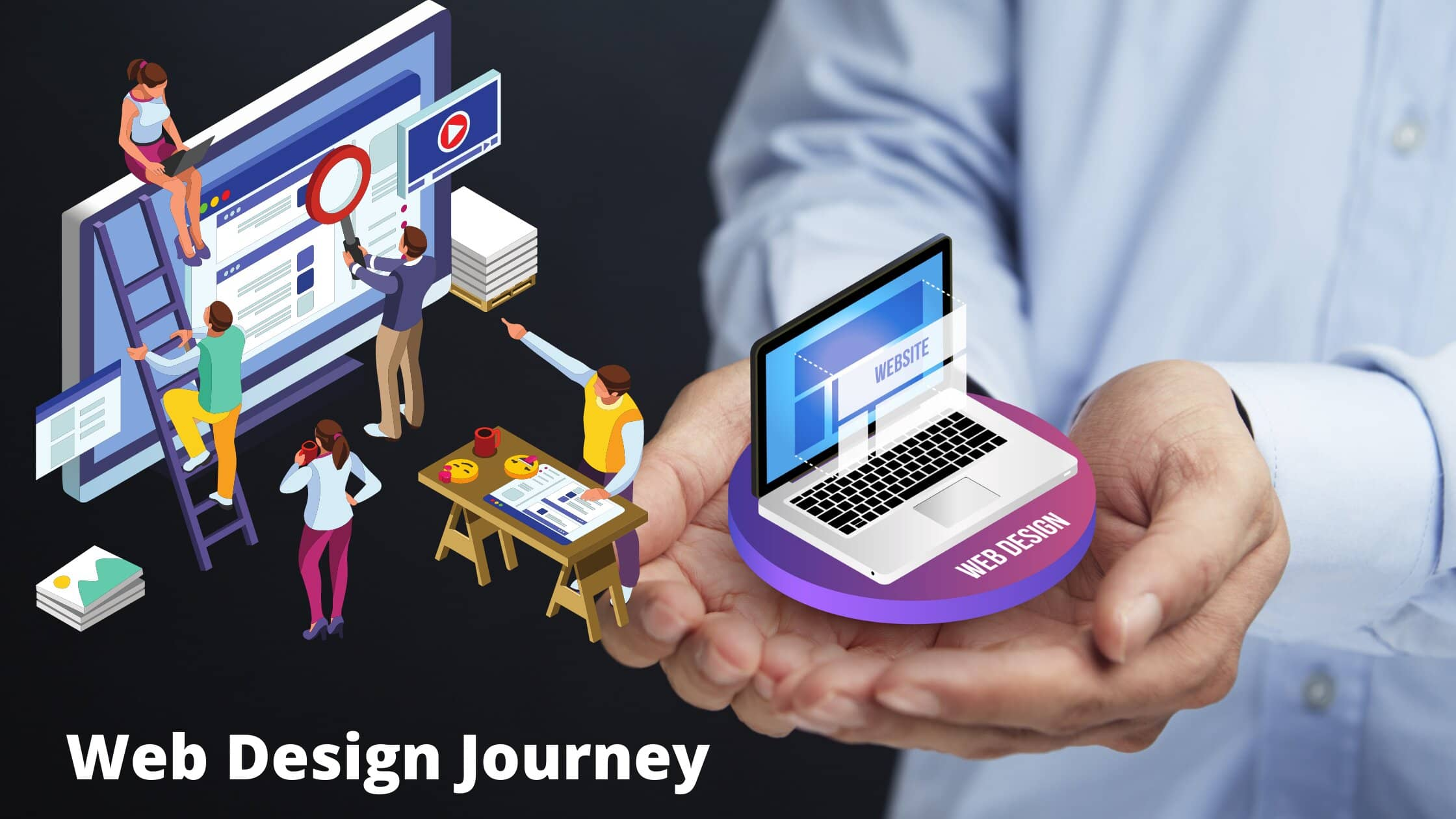 Read more about the article How Web Design Has Changed Remarkably Over The Years