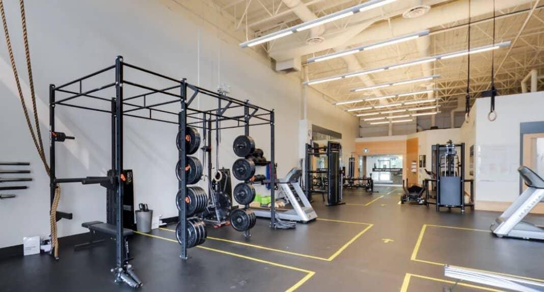 Gym Google Virtual Tour