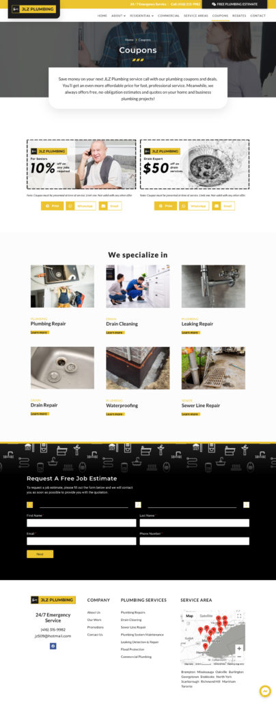 Plumbing-Coupons-Website-Page