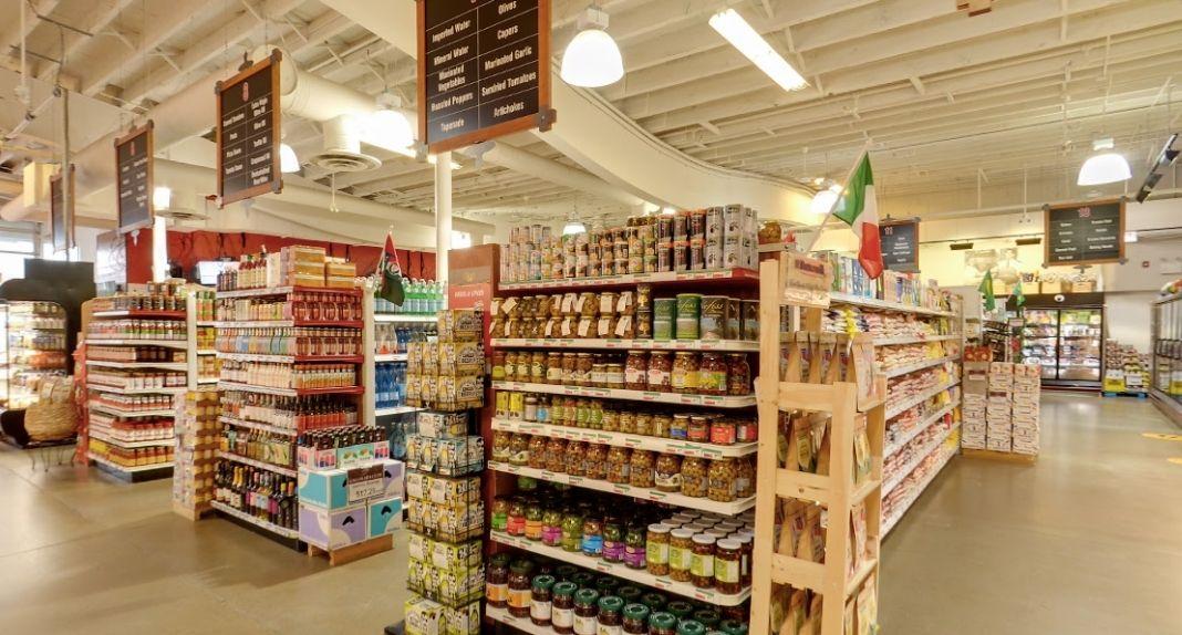 Supermarket Google Virtual Tour