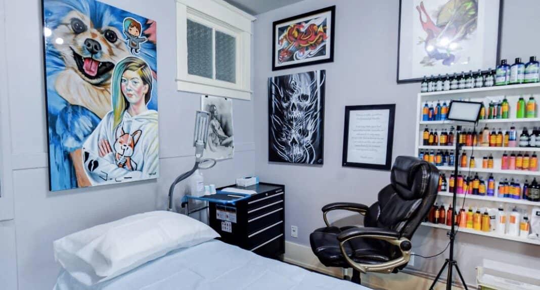 Tattoo Studio Google Virtual Tour