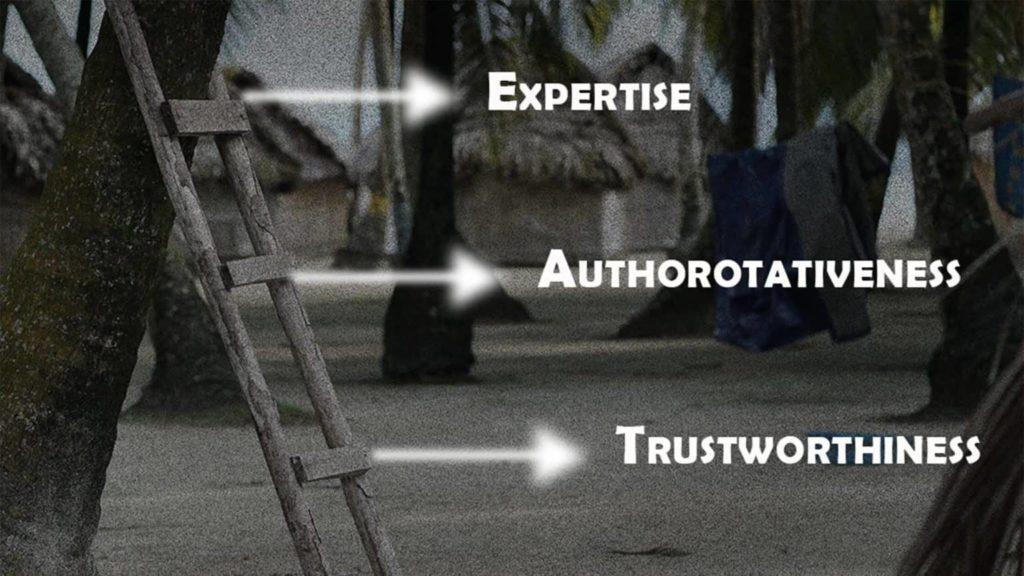 Google's E-A-T principle
